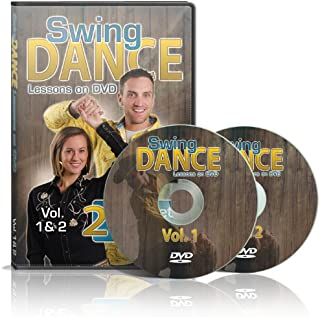 Swing Dance Lessons: Volume 1-2