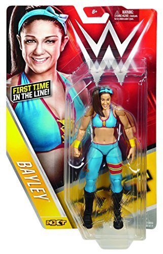 WWE BAYLEY DIVA NXT SERIES 58 BASIC SUPERSTAR ACTION NEW MATTEL WRESTLING FIGURE by WWE