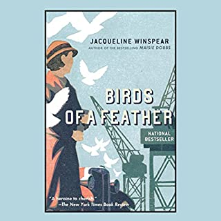 Birds of a Feather audiobook cover art