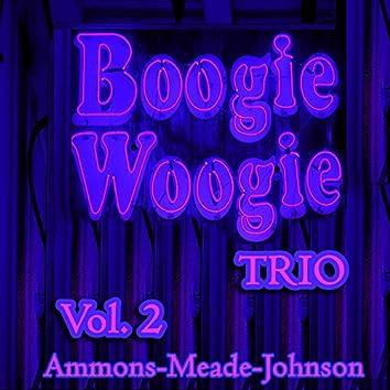 Boogie Woogie Trio, Vol. 2