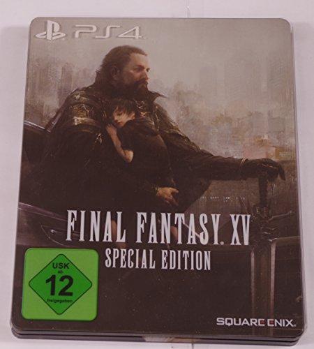 Square Enix PS4 Final Fantasy XV