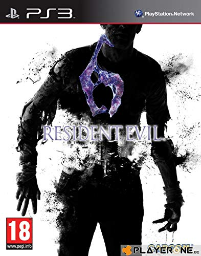 Resident Evil 6 Steelbook Limited Edition