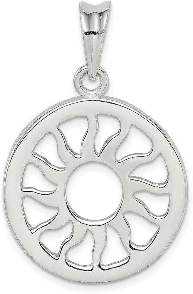 Ryan Jonathan Fine Jewelry Sun Sterling Silver 5 popular Pendant Fixed price for sale