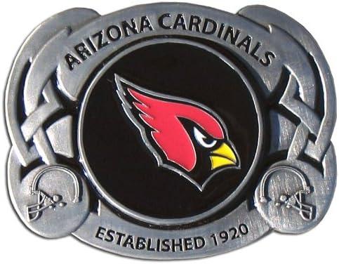NFL New popularity Arizona Phoenix Mall Cardinals Buckle Belt