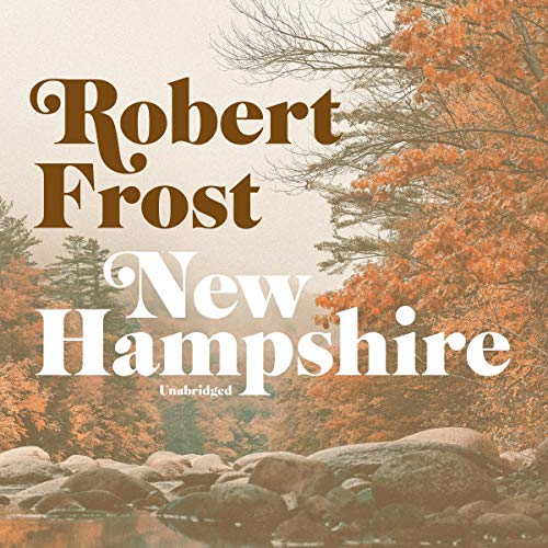 New Hampshire audiobook cover art