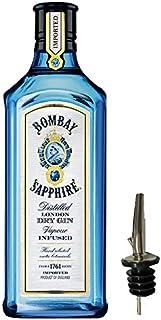 Bombay Sapphire Gin 1,0 Liter  Ausgießer