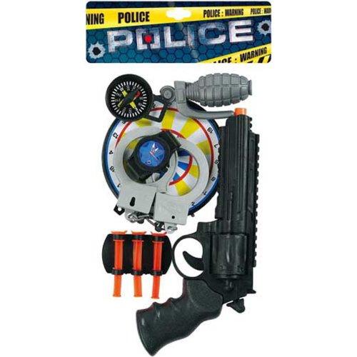 WDK PARTNER - A1100050 - Déguisements - Equipement de Police