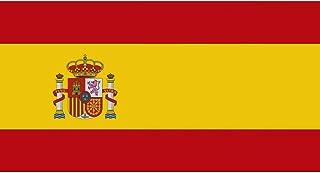 comprar comparacion Oedim Bandera de España 85x150cm | Reforzada y con Pespuntes | Bandera de España con 2 Ojales Metálicos y Resistente al Agua