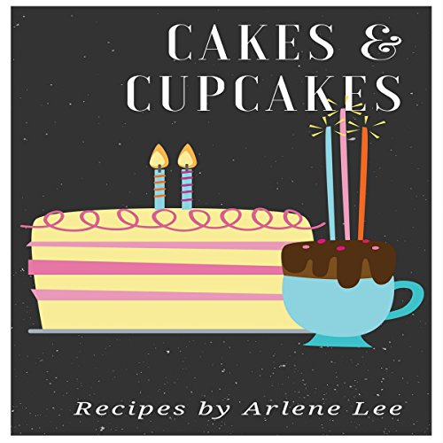 Cakes & Cupcakes audiobook cover art