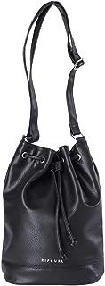 Rip Curl Women's MAHALA BUCKET BAG Hobos and Shoulder Bags, Black, One Size