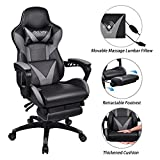 Video Gaming Office Chair Computer Desk Chair Racing Style