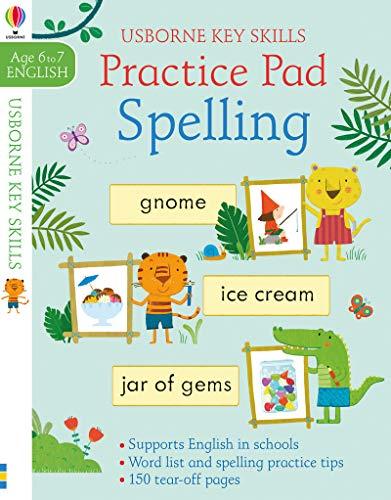 Spelling Practice Pad 6-7 (Key Skills): 1