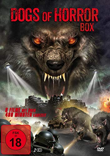 Dogs of Horror Box [2 DVDs]