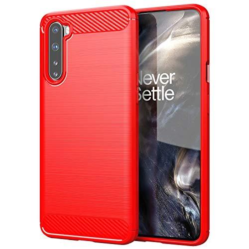TingYR Cover per Vivo X51 5G, Ultra Sottile di Gomma, Ottima Cover Antiurto TPU Flessibile, Custodia Case per Vivo X51 5G Smartphone.(Rosso)