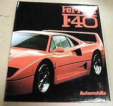 Ferrari F40 (New great cars series)