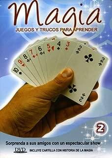 MAGIA: JUEGOS Y TRUCOS PARA APRENDER V.2