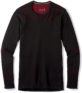 Intraknit Merino 200 Crew - Camisa de Lana para Hombre