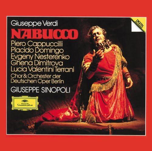 Orchester der Deutschen Oper Berlin, Giuseppe Sinopoli & Giuseppe Verdi