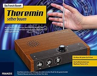 Das FRANZIS Bauset Theremin selber bauen   Theremin-Bausatz