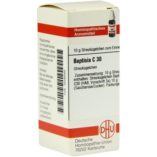 BAPTISIA C 30 Globuli 10 g