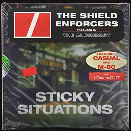 The Shield Enforcers feat. ジ・アルケミスト, Casual, M-Eighty & LDontheCut