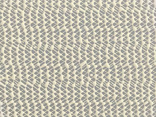 WENKO Anti-Rutsch-Matte farbig sortiert 150 x 45 cm - Schubladeneinlage, zuschneidbar, Polyvinylchlorid, 45 x 150 cm, Sortiert