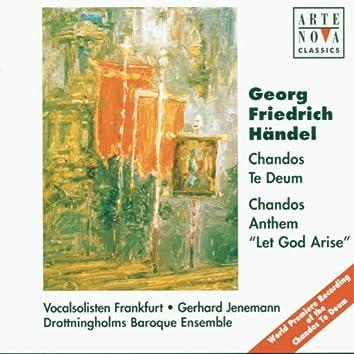 Händel: Te Deum (Oratory), Anthem