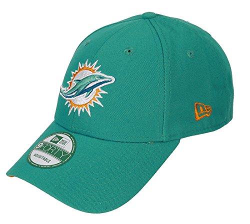 New Era 9Forty Adjustable Curve Cap ~ Miami Dolphins