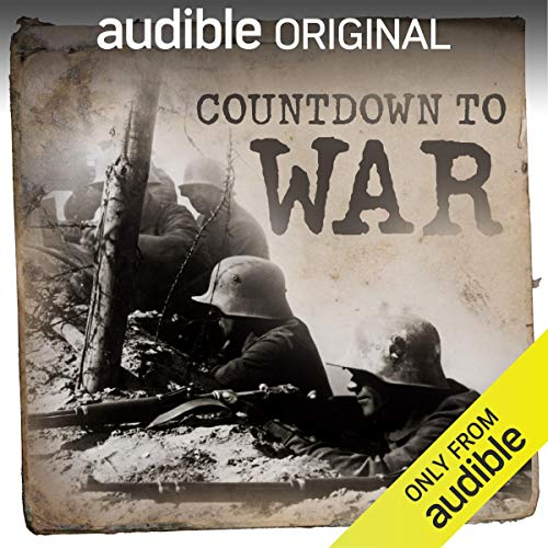 Countdown to War Podcast with Hannah Gordon, Michael Jayston, Sam Dale cover art