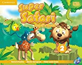 Super Safari 2 - Pupil´s Book With DVD-ROM