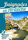 Baignades en Ardèche par Hug