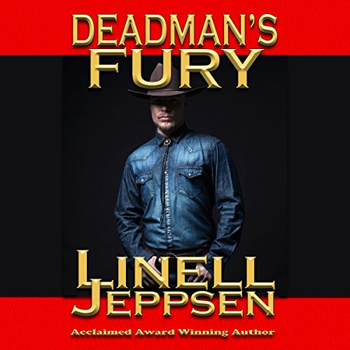 Deadman's Fury audiobook cover art
