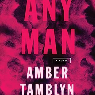 Any Man audiobook cover art