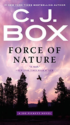 Compare Textbook Prices for Force of Nature Joe Pickett  ISBN 9780425250655 by Box, C. J.