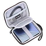 LTGEM EVA Hard Case for Western Digital WD 1TB 2TB 4TB My Passport Ultra Portable External Hard Drive