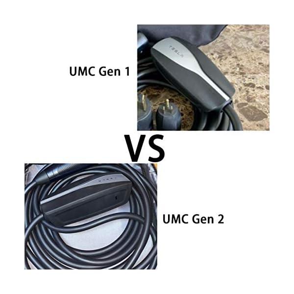 pheoker tesla mobile charger wall mount umc holder charging controller cradle chassis bracket fit tesla gen 2 mobile…