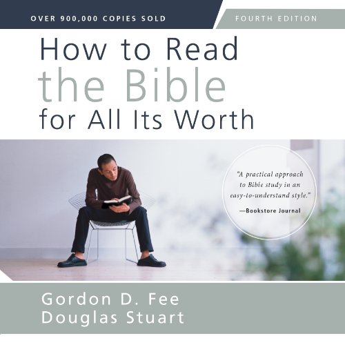 How to Read the Bible for All It's Worth, Fourth Edition Titelbild