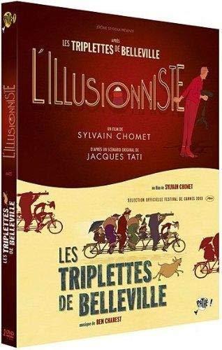 Illusionniste ; les triplettes de belleville [FR Import]