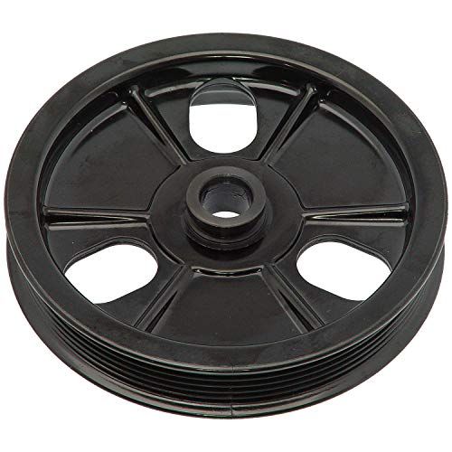 Price comparison product image Dorman 300-304 Power Steering Pulley,  Black