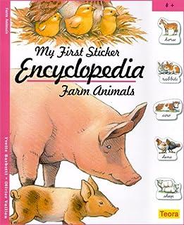 Sponsored Ad - Farm Animals (My First Sticker Encyclopedia)
