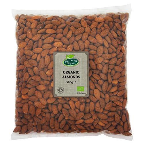 Almendras orgánicas 500g de Hatton Hill Organic…