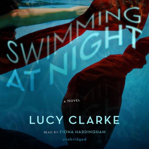 Swimming at Night audiobook cover art