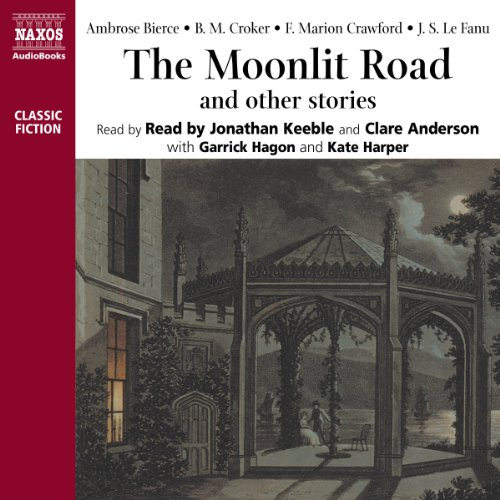 Moonlit Road and Other Chilling Stories cover art