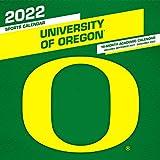 Oregon Ducks 2022 12x12 Team Wall Calendar