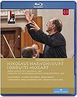 Salzburg Festival 2012 Ouverture Spirituelle - Nikolaus Harnoncourt Condvcts Mozart [Blu-ray]