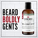 Cremo Cedar Forest Beard & Scruff Softener, Softens and Conditions Coarse Facial Hair of all Lengths in Just 30 Seconds… 3