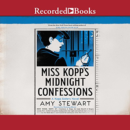 Miss Kopp's Midnight Confessions audiobook cover art