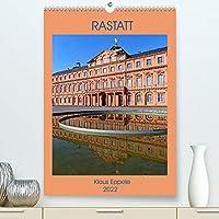 RASTATT (Premium, hochwertiger DIN A2 Wandkalender 2022, Kunstdruck in Hochglanz): Ein sommerlicher Rundgang durch die schoene Stadt Rastatt (Monatskalender, 14 Seiten )