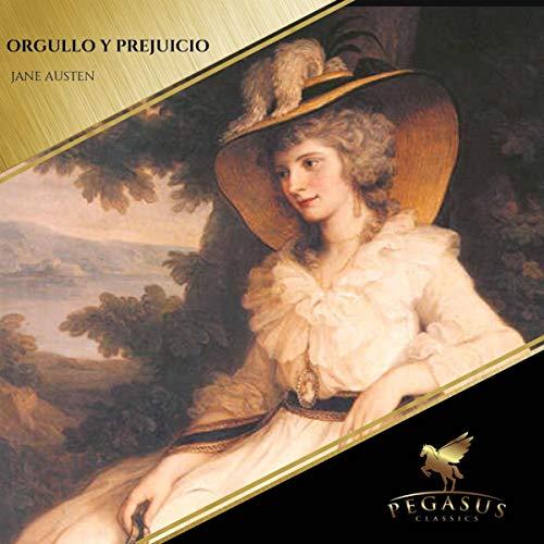 Diseño de la portada del título Orgullo y Prejuicio