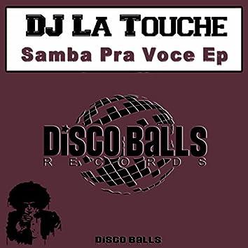 Samba Pra Voce Ep